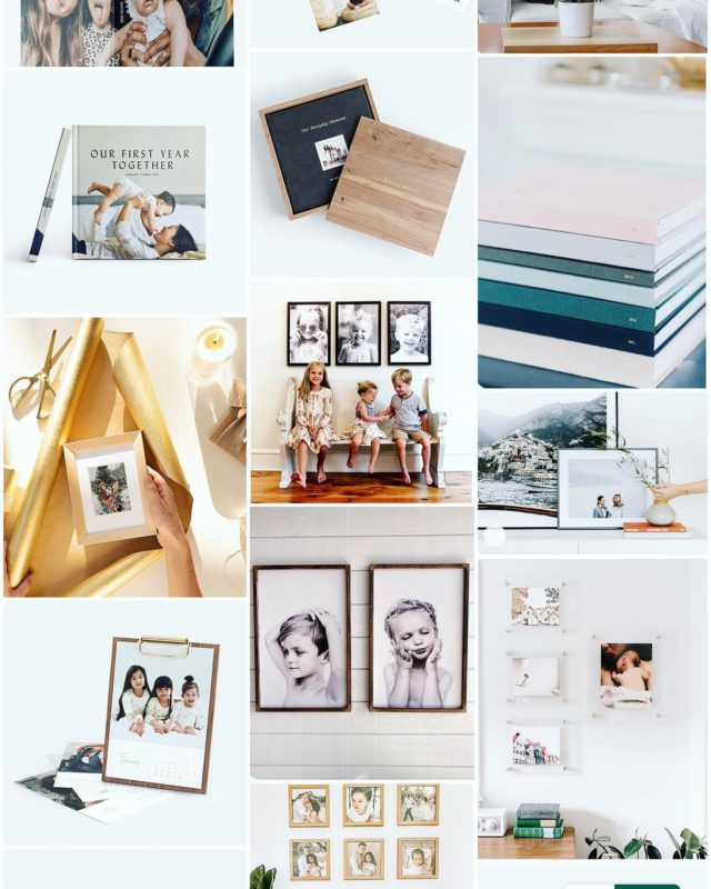 A Complete Photo Gift Guide- is up on the blog now!! There are sooooo many different things you can do with your photographs! Prints, canvases, albums, calendars, cards, mounts, and more. I give 10 of my favorite photo ideas from different sites that I trust and I gift to my family each year. Don't let your photos just live on your phone or computer. Let them live on the walls of your home and with your families to see every day. I really hope you didn't spend hundreds to thousands of dollars of professional photographs to not print them!! Finish the last step! I'm here to help. Ask away any questions you have :) #printyourphotos