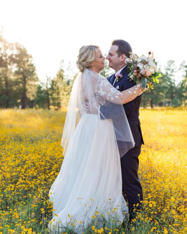 🌼WHAT an amazing wedding day to kick off September!!🌼 The light was pure magic yesterday in Flagstaff as Emilie & Henis get married with their sweet families watching.  Live music, tin types by @ericretterbush , & sunflowers for days, this day was nothing less than memories that will last the rest of our lives.   Venue: @aldeaweddingsinthewoods  Dress: @misshayleypaige from @schaffersbridalaz  Hair: @_wanderlostt  Florist: @foursistersfloral  Caters: @gilded_gatherings